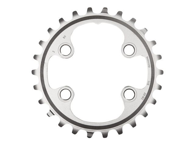 Shimano Deore XT FC-M8000 Chainring 2-speed aluminium silver